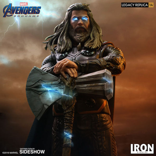 Avengers: Endgame Thor 1/4″ Scale Statue Pre-Orders