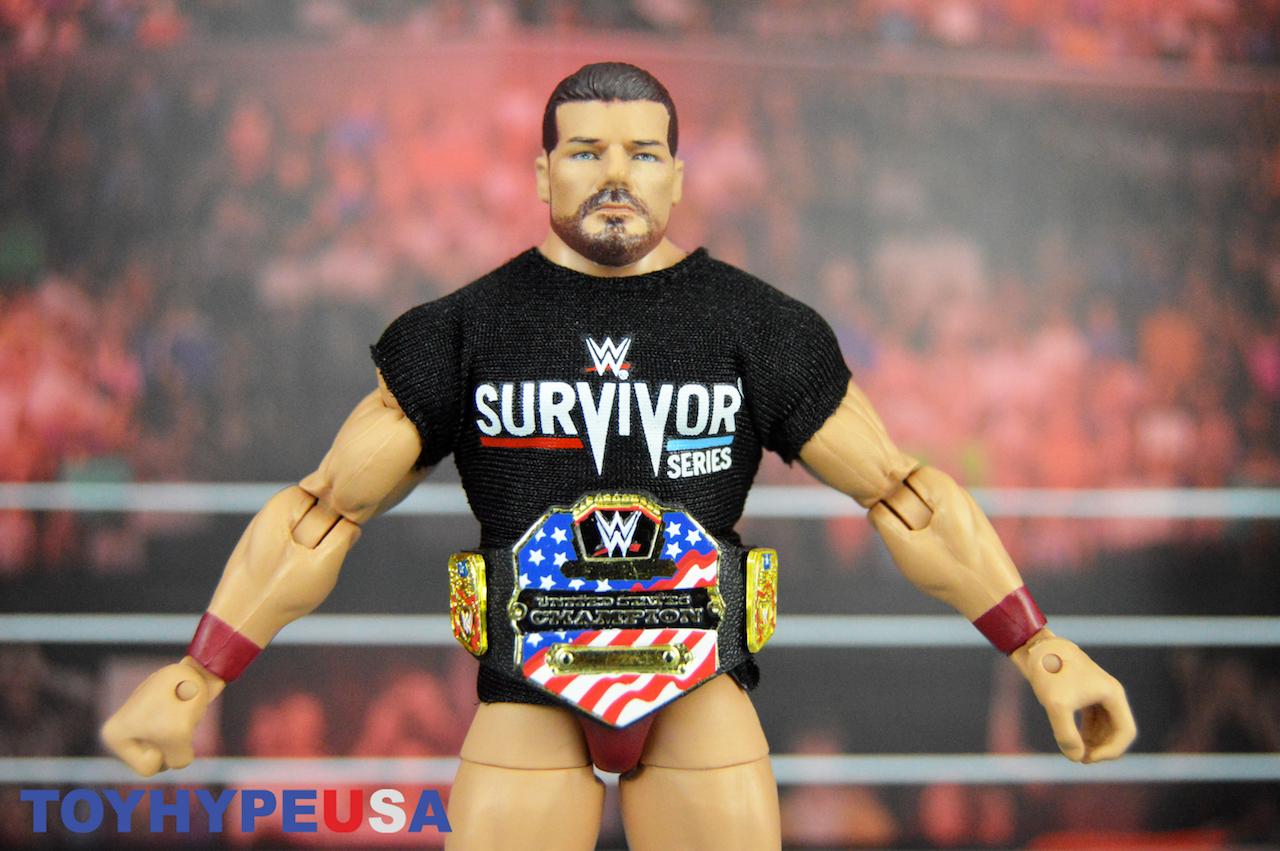 Mattel – WWE Elite Collection Survivor Series Bobby Roode Figure Review