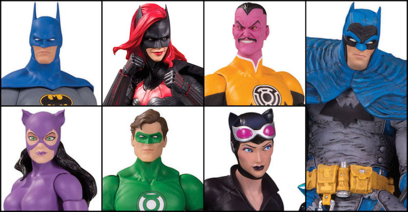 DC Collectibles Solicitations For January 2020 – DC Essentials, DCTV, DC Designer Series & More