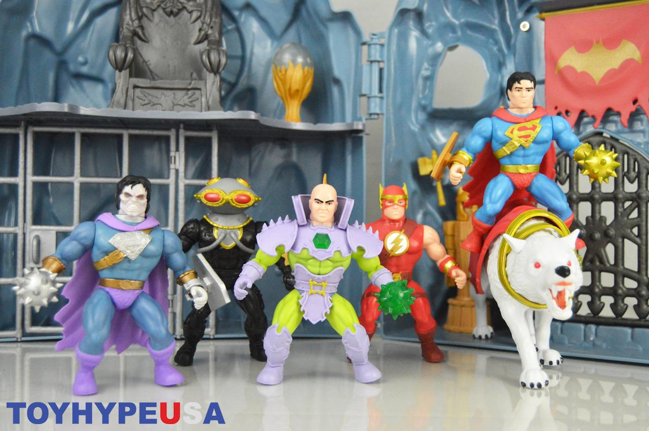 Funko DC Primal Age Krypto, Superman, Bizarro, Flash, Lex Luthor & Black Manta Figures Review