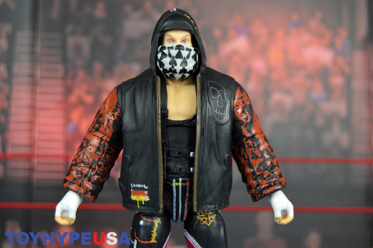 Mattel – WWE Elite Collection Series 66 Alexander Wolfe Figure Review