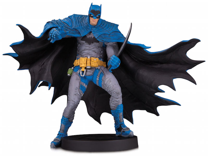 DC Collectibles In Stores This Week – Batman Rogues Gallery: Catwoman & DC Designer Series: Batman Statues
