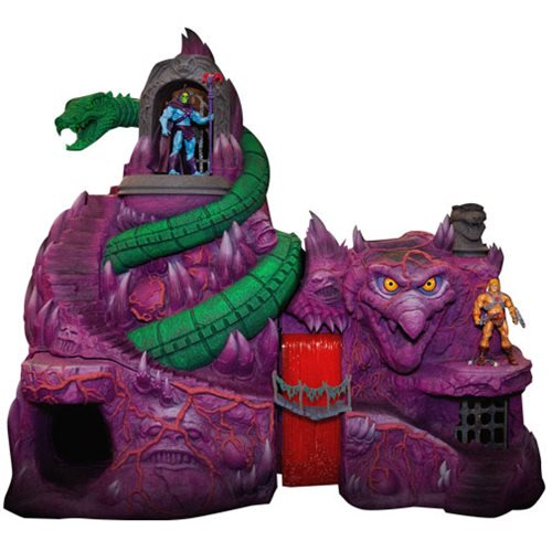 Entertainment Earth – Masters Of The Universe Classics Collectors' Choice Snake Mountain Playset Pre-Orders