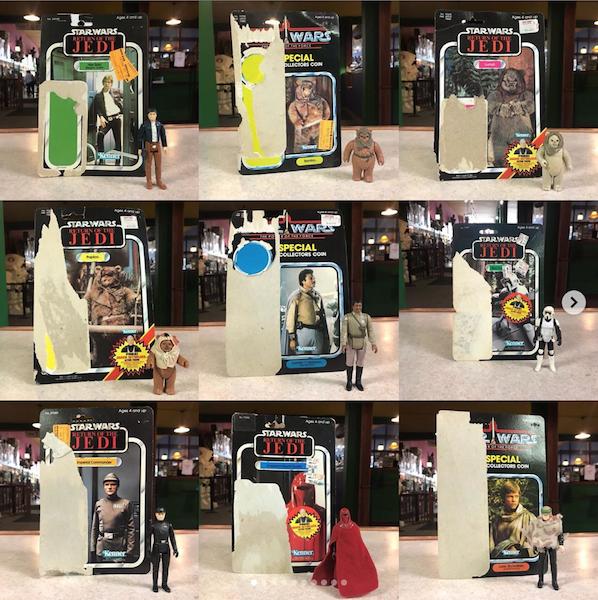 Kokomo Toys eBay Store – G.I. Joe ARAH Figures & Kenner Star Wars