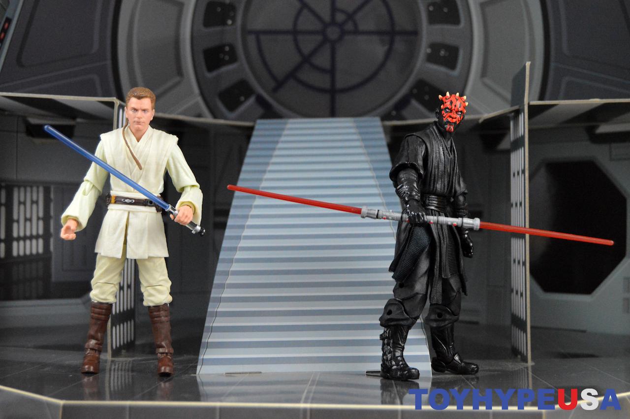 Hasbro Star Wars Celebration 2019 Exclusives – Darth Maul & Obi-Wan Kenobi Figures Review
