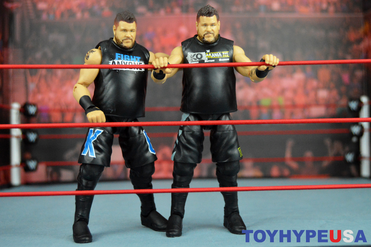 Mattel – WWE Elite Collection Series 66 Kevin Owens Figures Review