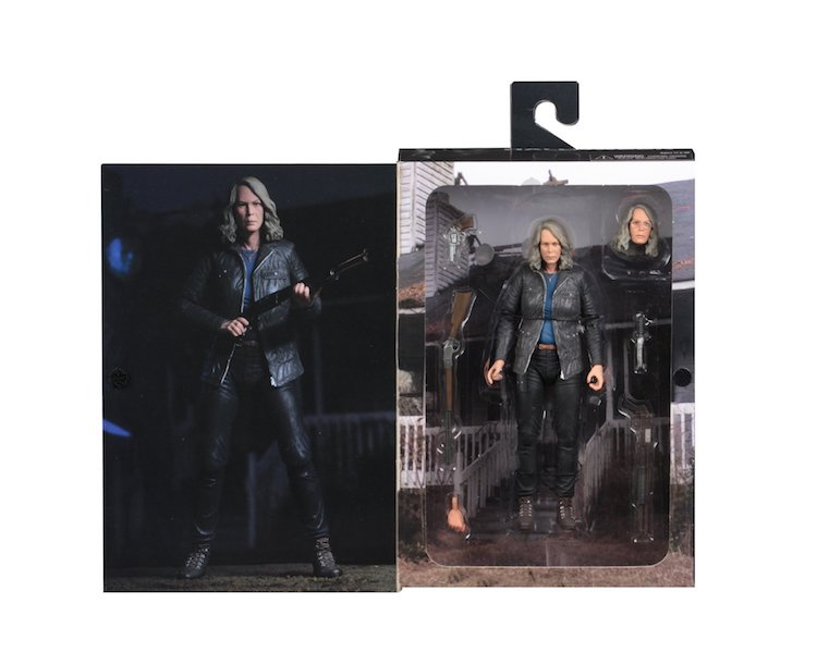 NECA Toys Shipping This Week – Ultimate Laurie Strode, Karate Kid, Crash Bandicoot & Fugitive Predator
