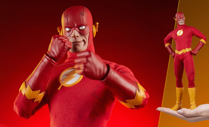 Sideshow Collectibles The Flash Sixth Scale Figure Pre-Orders