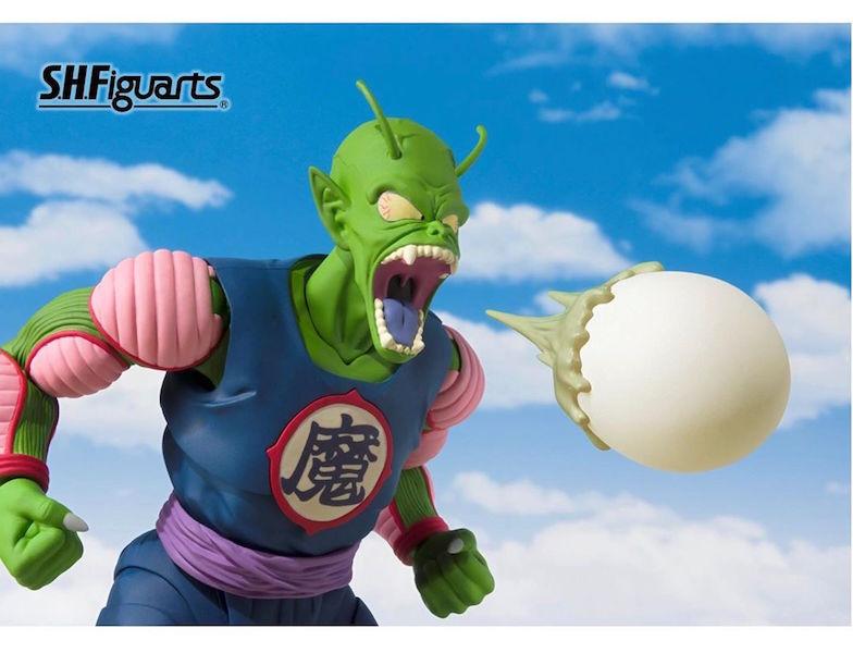 S.H. Figuarts Dragonball King Piccolo Figure