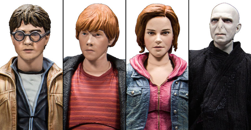 McFarlane Toys Harry Potter 7″ Scale Figures