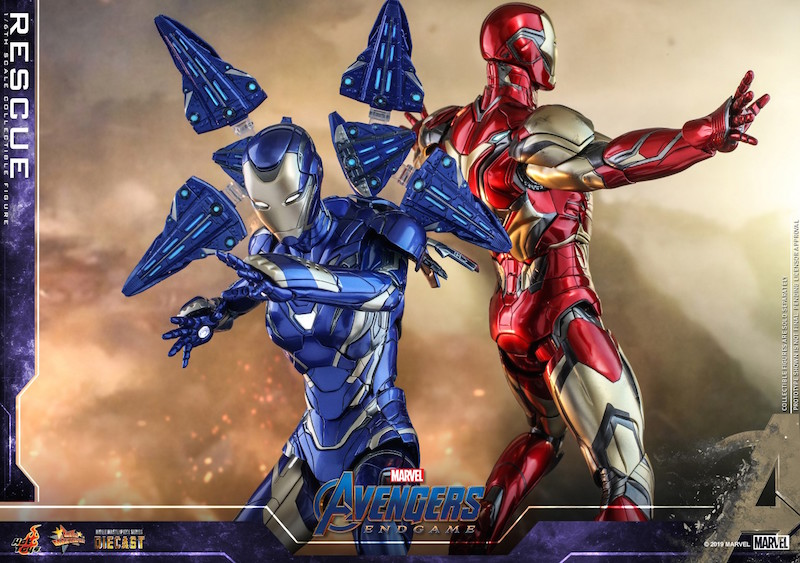 Hot Toys Avengers: Endgame – Rescue Sixth Scale Figure