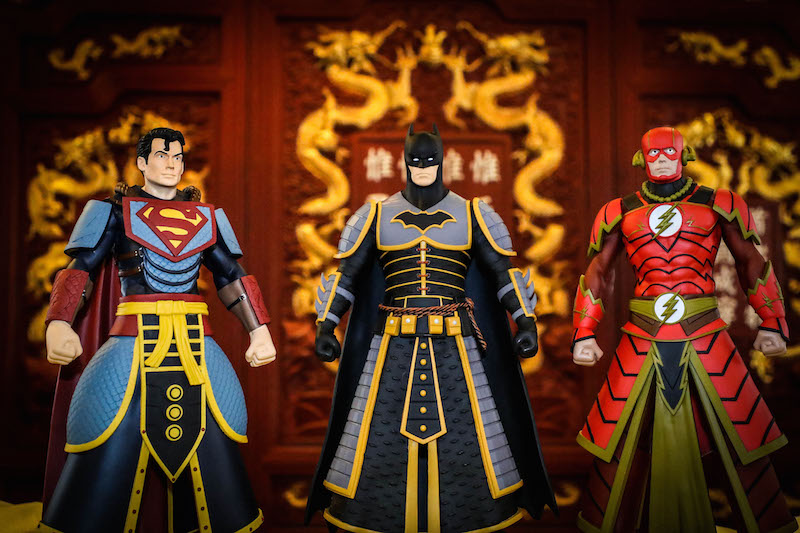 DC Collectibles Announces Collaboration With Pop Life Global & China's Imperial Palace