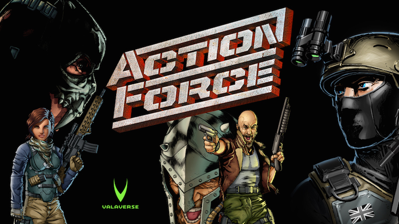 Valaverse – Action Force 6″ Figure Line Has 2 Days Left To Pre-Order