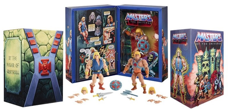 Mattel San Diego Comic-Con 2019 Exclusives – Masters Of The Universe Figures