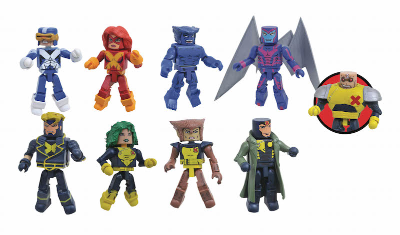 Diamond Select Toys Solicitations For Q4, 2019 – Marvel, DC, Star Wars, Tron, Pennywise & More