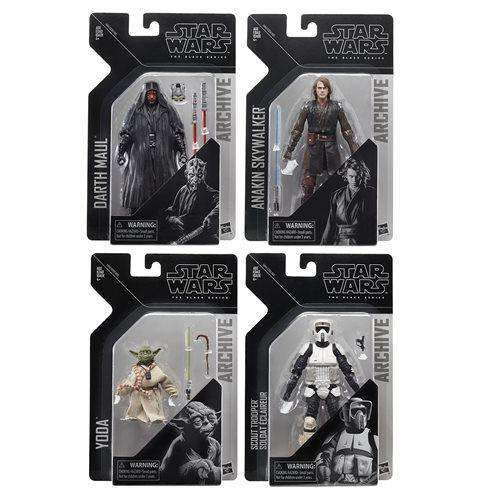 Megalopolis: City Of Collectibles – Star Wars The Black Series Archieve Wave 2 In-Stock