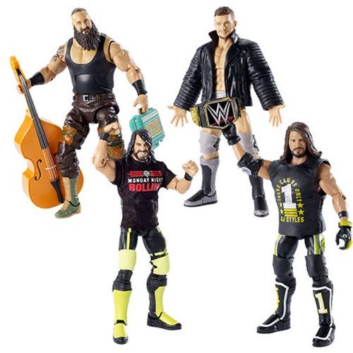 Mattel – WWE Elite Collection Wave 2 2019 Top Picks Figure Pre-Orders