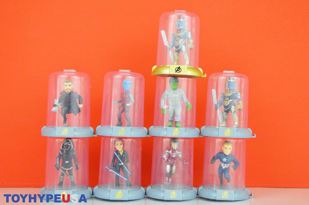 Zag Toys – Avengers: Endgame Domez Series 1 Review