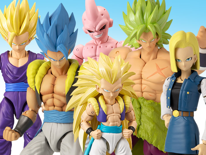 Dragon Ball Stars Waves 11 & 12 Figure Pre-Orders