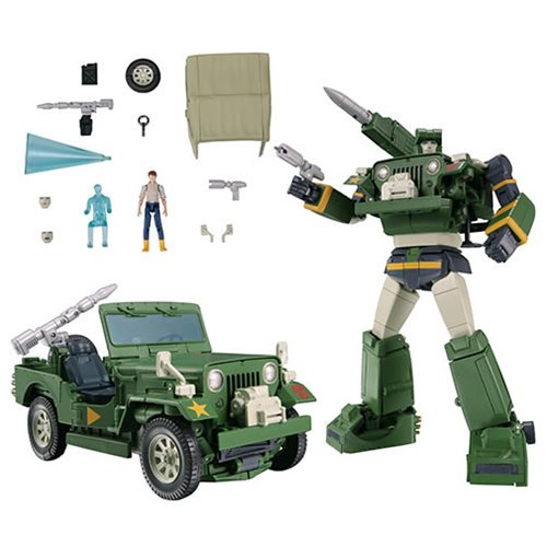 Transformers Masterpiece MP-47 Hound Figure
