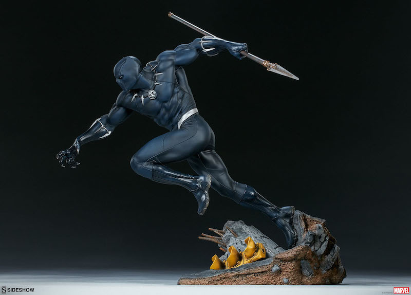 Sideshow Collectibles Avengers Assemble – Black Panther Statue Pre-Orders