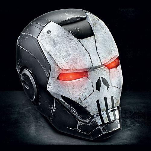 Entertainment Earth – Marvel Legends Gamerverse Punisher War Machine Helmet Prop Replica