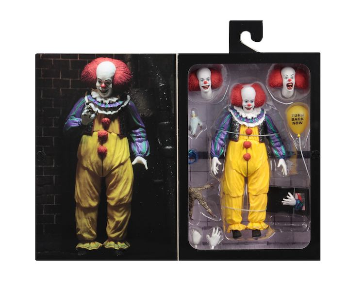 NECA Toys Shipping This Week – Alien Resurrection Deluxe Newborn, Pennywise 1990, Gremlins & Crash Bandicoot