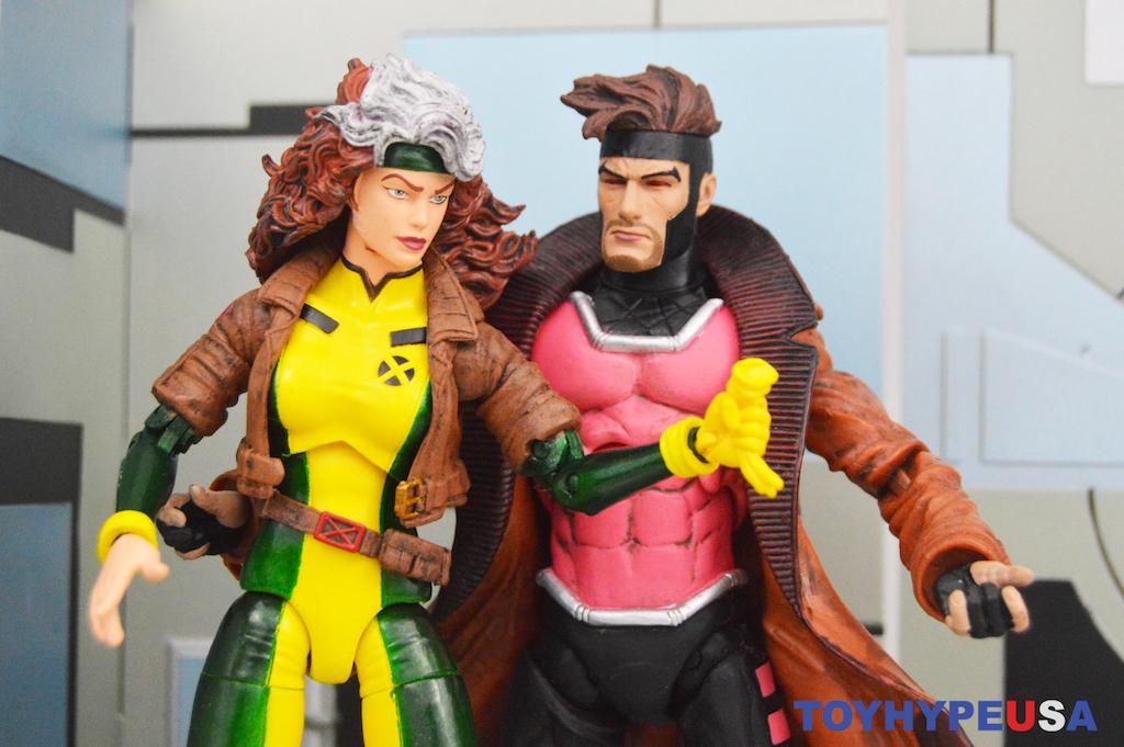 Diamond Select Toys Marvel Select X-Men's Rogue Figure Review