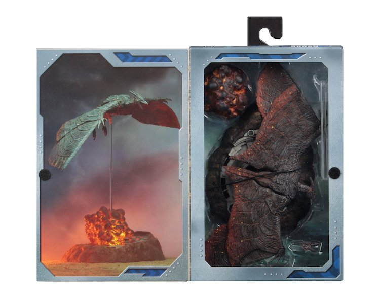 NECA Toys Godzilla: King Of The Monsters – Rodan Figure Available Now