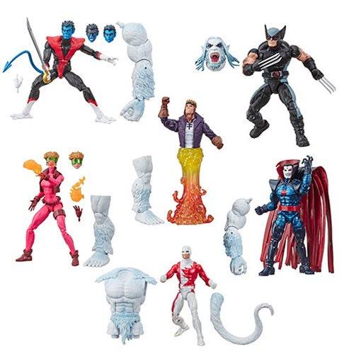 Hasbro X-Force Marvel Legends 6″ Wave 1 Wendigo Build-A-Figure Pre-Orders