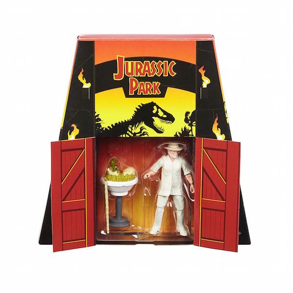 Entertainment Earth – Mattel SDCC Jurassic Park John Hammond, S.H. Figuarts Dragon Ball Super Jiren, Star Wars Retro & New Daily Deals