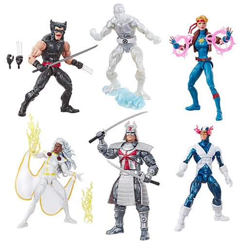 Hasbro Marvel Legends Vintage – Uncanny X-Men Storm Figure Now $16 On Amazon