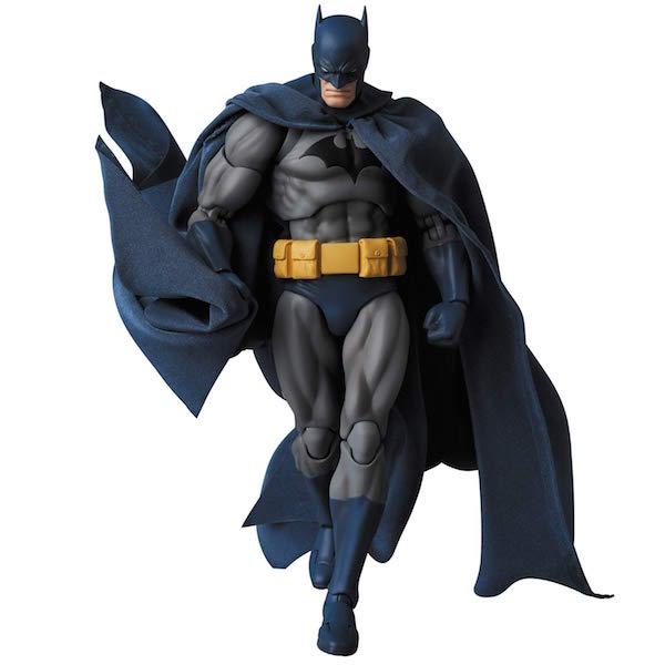 Medicom – MAFEX Hush Batman Figure Official Product Details & Pre-Orders