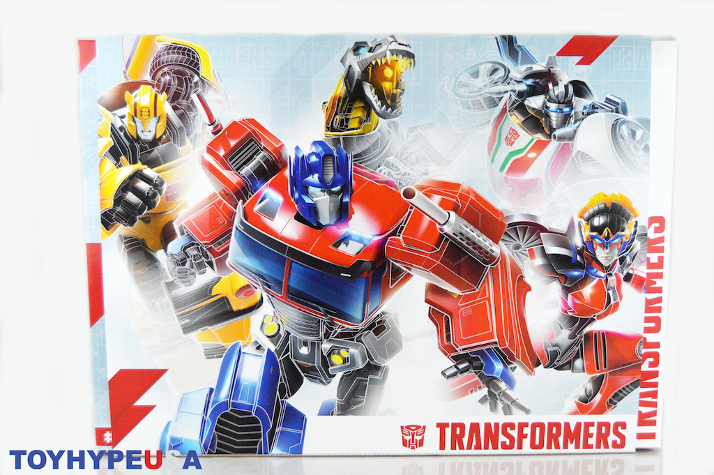 Hasbro – Transformers 35th Anniversary PR Box Review