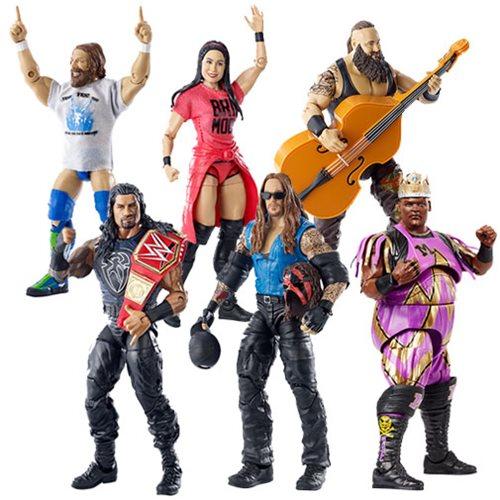 Mattel – WWE Elite Collection Series 68 Figures In-Stock On Amazon