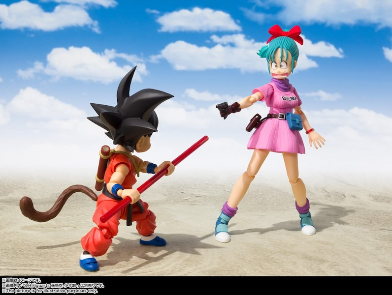 "S.H. Figuarts Dragon Ball – Bulma ""Beginning Of A Great Adventure"" Figure Pre-Orders"