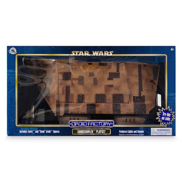 Disney Store Exclusive Star Wars Sandcrawler Playset In-Stock Online
