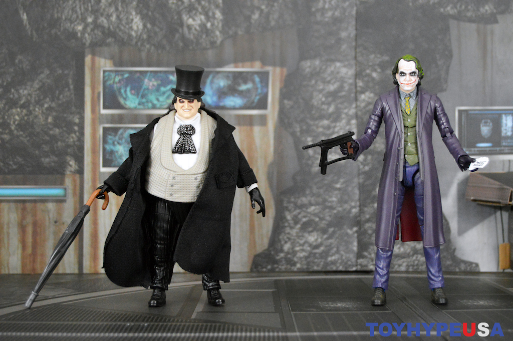 Mattel – DC Multiverse Signature Collection The Penguin & The Joker Figures Review