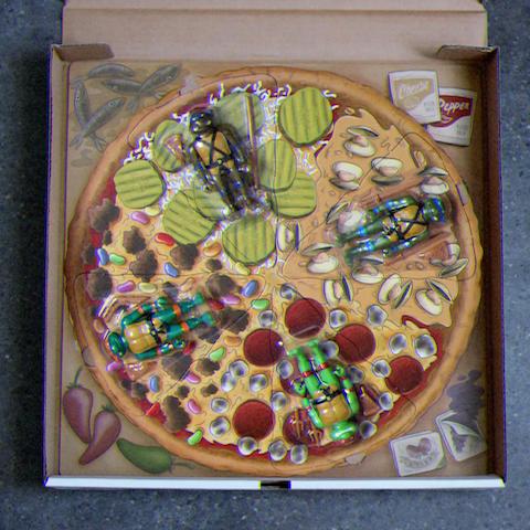 Super7 – SDCC 2019 Exclusive TMNT ReAction Pizza Box Pre-Orders