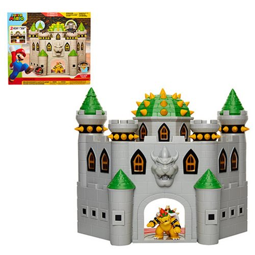 Jakks Pacific Nintendo Bowser Castle Playset Pre-Orders