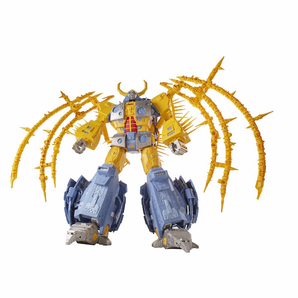 Hasbro SDCC 2019 – Transformers War For Cybertron: Siege Unicron Figure Revealed
