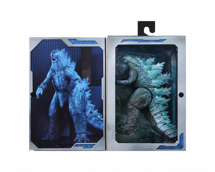 NECA Toys Godzilla: King Of The Monsters – Godzilla Version 2 In-Packaging