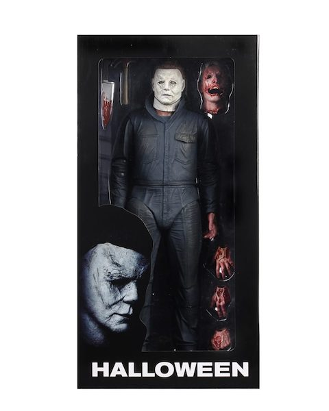 NECA Toys Halloween 2018 Michael Myers 1/4″ Scale Figure In-Packaging