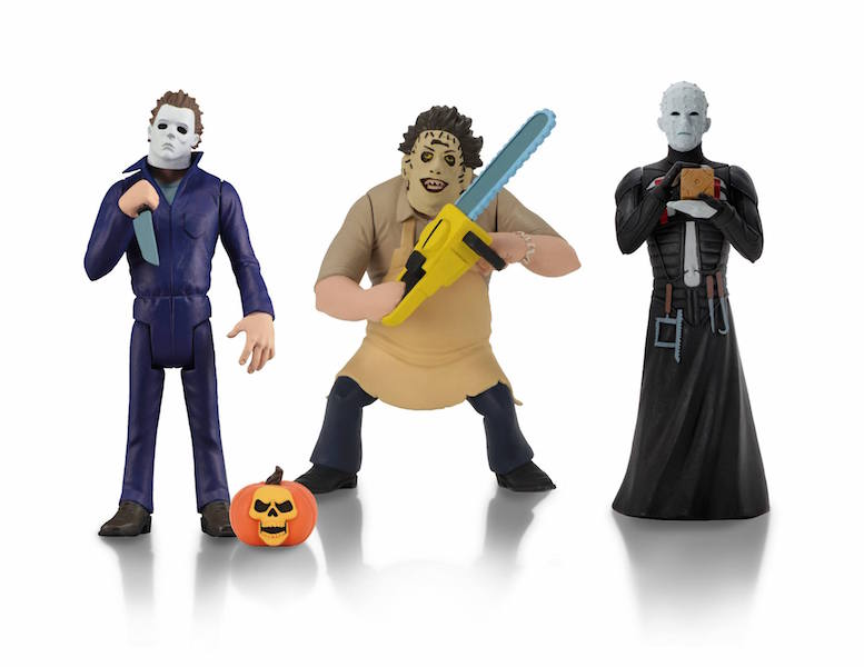 NECA Toys Toony Terrors Series 2 Available Now