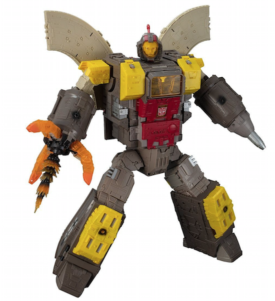 Hobby Link Japan – Takara-Tomy Transformers War For Cybertron: Siege Omega Supreme Figure In-Stock