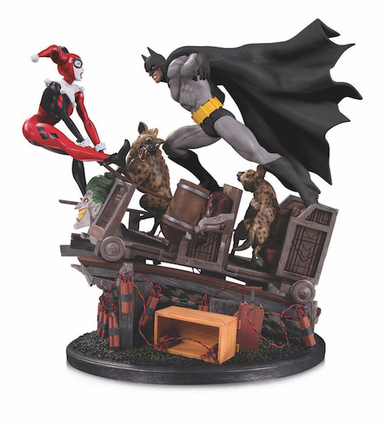 DC Collectibles Solicitations For March 2020 – Batman Statues