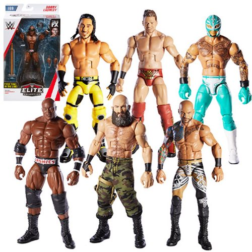 Mattel – WWE Elite Collection Series 69 Figures Available Now