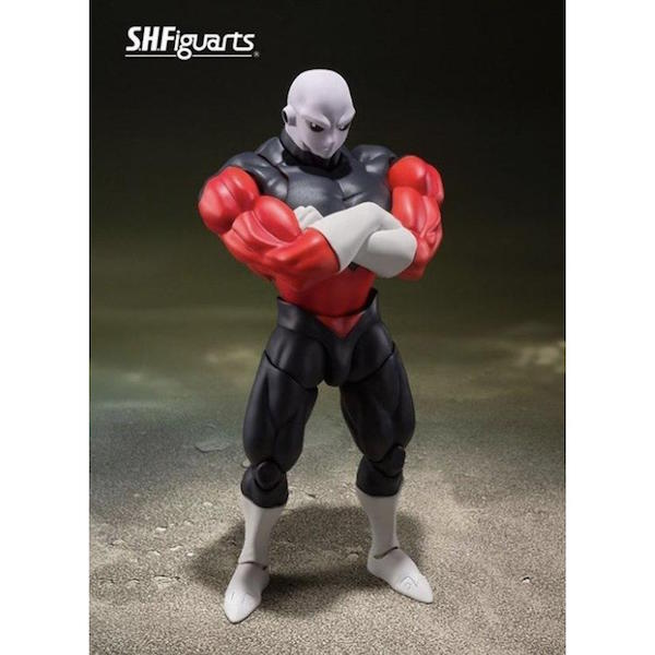 S.H. Figuarts DragonBall Super Jiren Figure Now $49 On Amazon