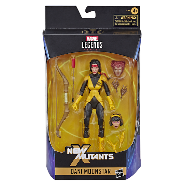 Entertainment Earth – X-Men Marvel Legends New Mutants Dani Moonstar Figure Pre-Orders