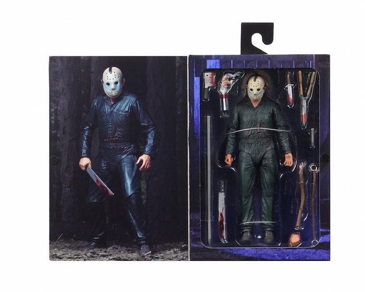 NECA Toys Friday The 13th Part V – Ultimate Roy Burns & Godzilla 2019 Available Now